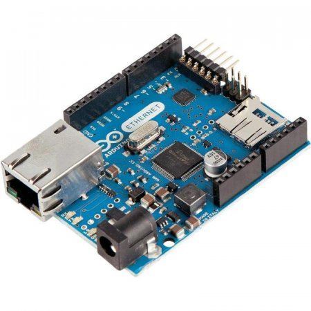 Arduino Ethernet Shield на базе W5100 enc28j60